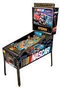 Pinball Machine  (NASCAR or Monopoly)