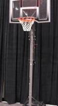 Freestanding Basketball Hoop   (no electronic scoring)