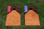 Cornhole / Bean Bag Toss Game  (2pcs/set)