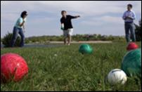 Bocce Ball  (8 balls/set)