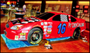 1-player Full Size NASCAR Simulator  (Monte Carlo)   with client's logo or custom graphics