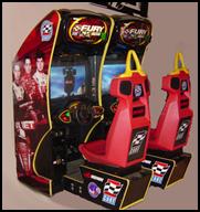Linkable CART Fury      Championship Racing Game