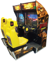 Linkable OffRoad Thunder Racing Game