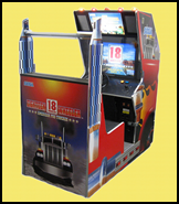 18-Wheeler Semi Truck Racing Game