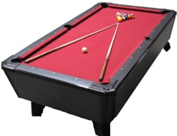 Valley Slate Pool Tables with Accessories