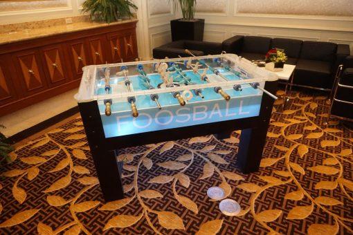 Acrylic Foosball Table