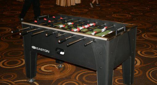 Wood Foosball Table