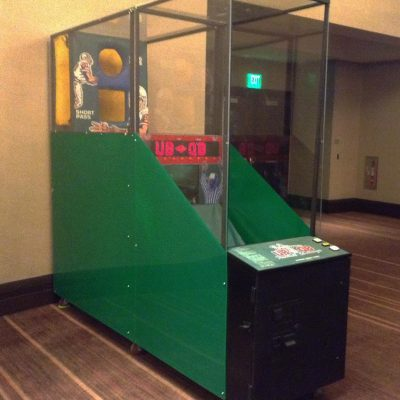 UBQB Electronic Football Toss Game
