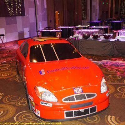 Single Player NASCAR Simulator