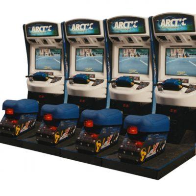 Arctic Thunder Racing Game