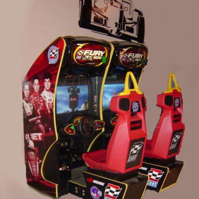 CART Fury Championship Racing Game