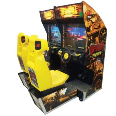 Off-Road Thunder Racing Game