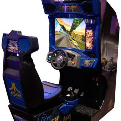 Rush 2049 Racing Game