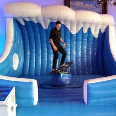 Surf Simulator (Up to 4 Hours w/ Operator and Attendant)