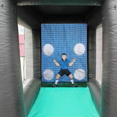 Inflatable Soccer Kick Game