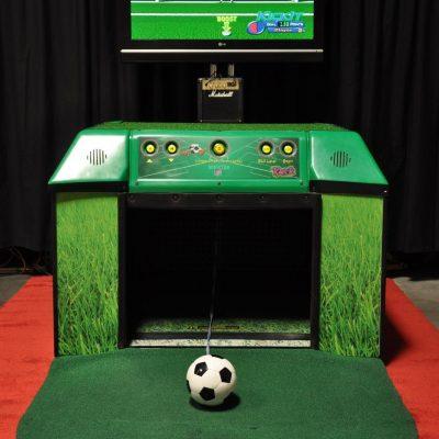 Kick-It Soccer Game