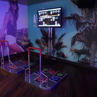 Dance Dance Revolution (Up to 4 Hours w/ Attendant)