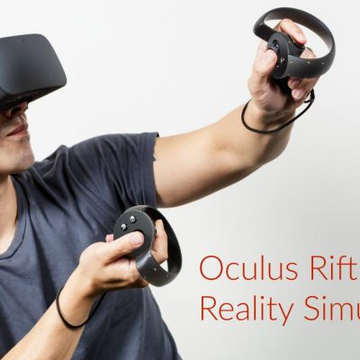 Oculus Rift Virtual Reality (Up to 4 Hours w/ Attendant)