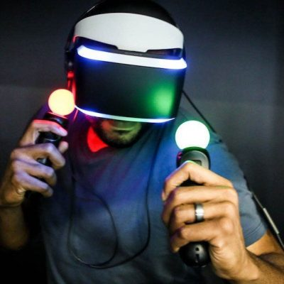 PlayStation Virtual Reality (Up to 4 Hours w/ Attendant)