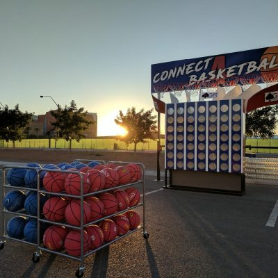 Connect 4 Basketball Game (Up to 4 Hours W/ Attendant)