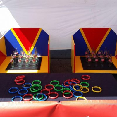 Ring Toss Game (Up to 4 Hours w/ Attendant)