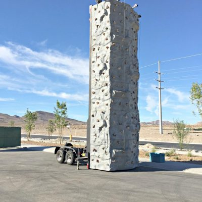 Rock Climbing Wall (Up to 4 Hours w/ Attendant)